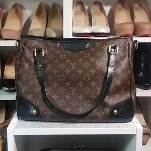 Handbags - Authentic Louis Vuitton Estrela MM